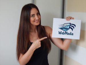 Frau Logo STP WebMedia