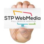 STP WebMedia Logo Karte