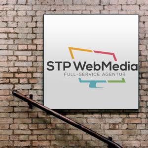 Schild STP WebMedia